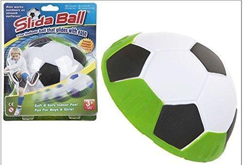 innen-fussballspiel-schaumstoff-ball-mit-schiebeturen-basis-neu-super-soft-slida-ball-blau-grune-far