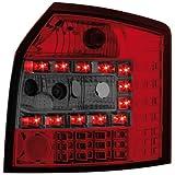 Dectane RA11ELRS LED R�ckleuchten Audi A4 B6 8E Avant 01-04 rot/smoke