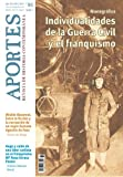 img - for Aportes. Revista de Historia Contempor nea: N  81, a o XXVIII (1/2013) (Spanish Edition) book / textbook / text book
