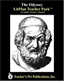 img - for The Odyssey LitPlan - A Novel Unit Teacher Guide With Daily Lesson Plans (LitPlans on CD) book / textbook / text book