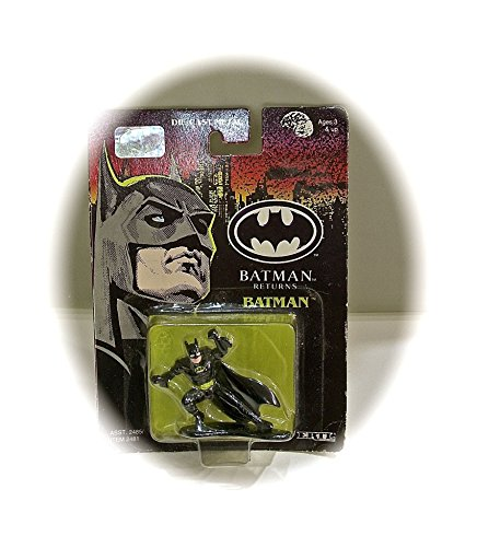 Batman Returns Die-cast Metal Batman (Action Pose)