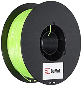 BuMat ABS 1.75mm, 1kg, 2.2lb Printing Material Supply Spool for 3D Printer from BUMB1