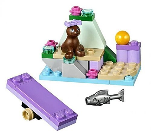 LEGO Friends Seal on a Rock (41047)