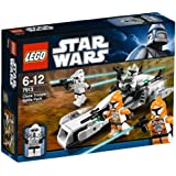 Lego Star Wars - 7913 - Jeu de Construction - Clone Trooper Battle Pack