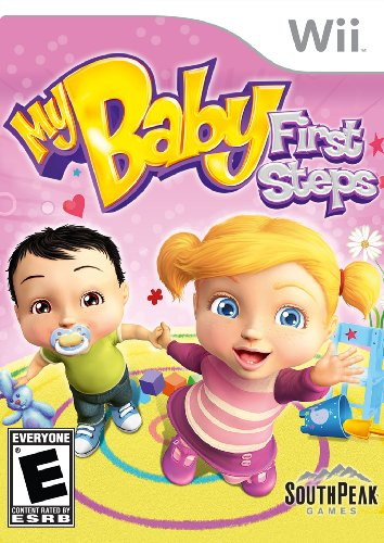 My Baby First Steps - Nintendo Wii - 1