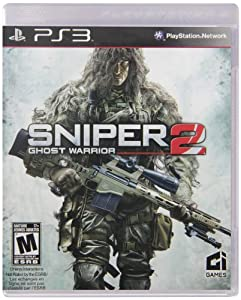 Sniper 2 Ghost Warrior - PlayStation 3 Standard Edition