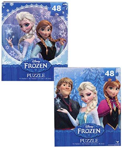 Disney Frozen Jigsaw Puzzles