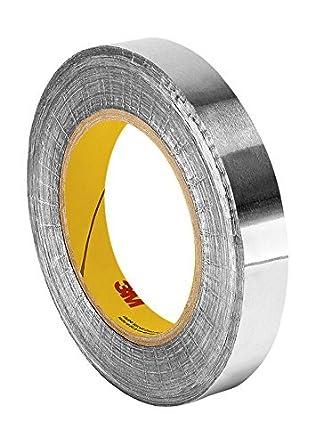 Cinta de plata del papel de aluminio con conductor acrílico adhesivo
