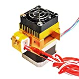 Mayata 3D Printer extruder single extruder MK8 Extruder 12/24V Fan