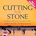 Cutting for Stone (       UNABRIDGED) by Abraham Verghese Narrated by Sartaj Garewal