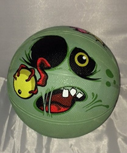 Full Size Green Zombie Basketball (9.5