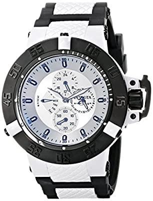 Invicta Men's 17117SYB Subaqua Analog Display Japanese Quartz Black Watch