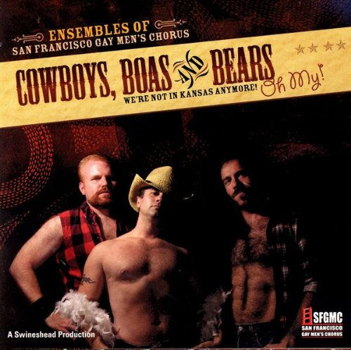 Cowboys Boa & Bears Oh My