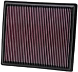 K&amp;N 33-2442 High Performance Replacement Air Filter for 2010-2011 Buick Lacrosse 2.4/3.6L