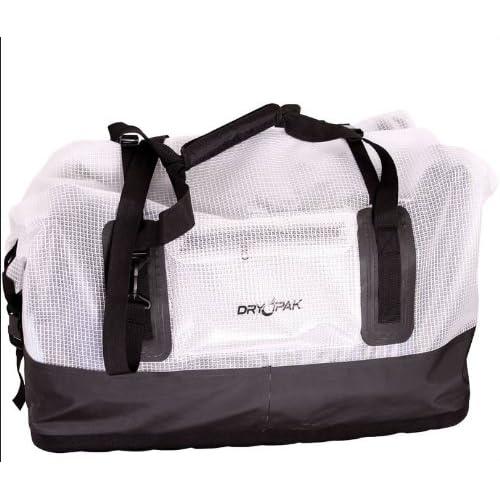 Kwik Tek Dry Pak Waterproof Duffel Bag. 18 5194