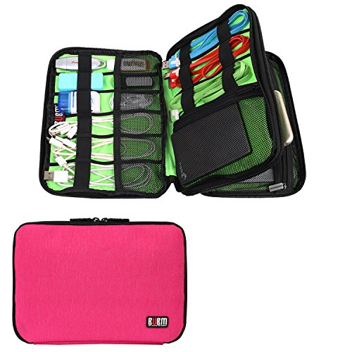 universal-double-layer-travel-gear-organiser-electronics-accessories-bag-battery-charger-case-rose-r