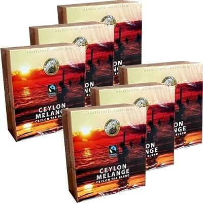 Alex Meijer Teebeutel 'Ceylon Tea Blend' 6 x 100 Btl. von Alex Meijer bei Gewürze Shop