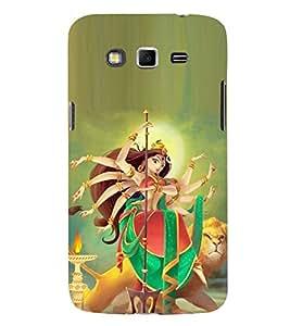 ifasho Designer Phone Back Case Cover Samsung Galaxy Grand Neo Plus I9060I :: Samsung Galaxy Grand Neo+ ( Capricorn Zodiac Sign Luck )