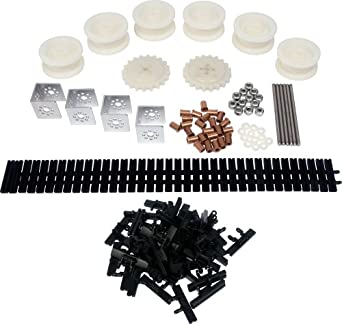 Pitsco TETRIX Tank Tread Kit