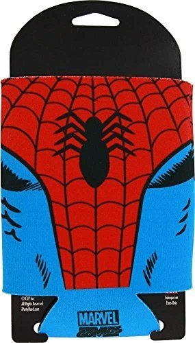 Spider-man Character Costume Can Holder