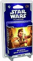 Star Wars - 331108 - Jeu De Cartes - Heroes And Legends