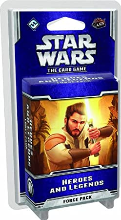 Star Wars - 331108 - Jeu De Cartes - Heroes And Legends