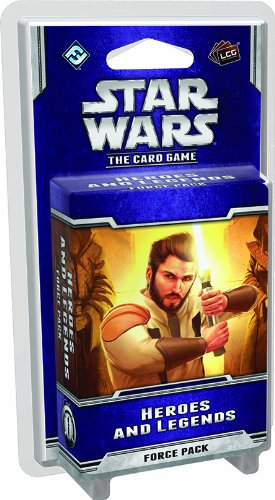 Star Wars LCG: Heroes and Legends Force Pack