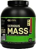 Optimum Nutrition Serious Mass Strawberry Weight Gain Powder  2.73 kg