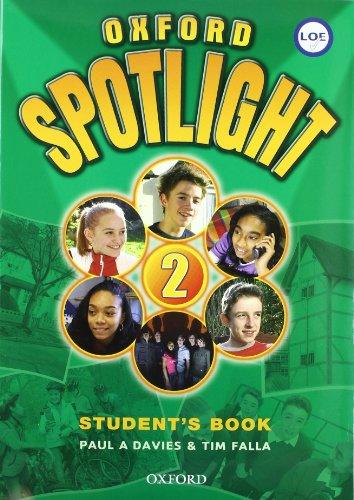 Oxford Spotlight 2: Student's Book Pack Spanish