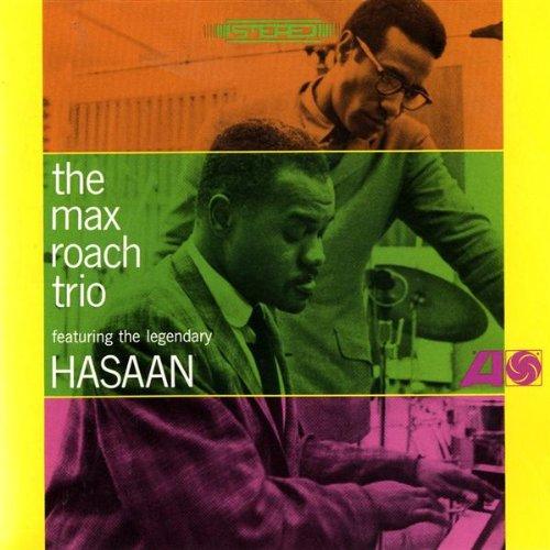 Max Roach Trio
