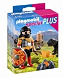 Playmobil Special Plus Barbarian with Dog at Campfire 4769