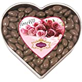 Skylofts 400gms Chocolate Covered Coffee Beans Heart Box
