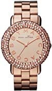 Marc by Marc Jacobs Rose Gold Tone Stainless Bracelet Womens