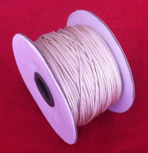 300 feet 0.9mm Alabaster Window Blind Cord, String - Honeycomb & Cell Shades Blinds (Window Shade Replacement Parts compare prices)