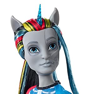 Monster High Freaky Fusion Neighthan Doll