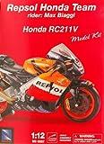 Honda RC211V Max Biaggi 2005 Die-Cast Model Kit 1:12 42295