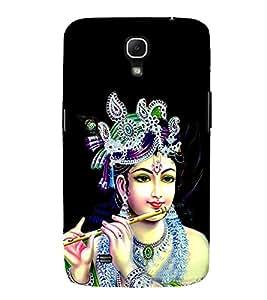 Lord Krishna Cute Fashion 3D Hard Polycarbonate Designer Back Case Cover for Samsung Galaxy Mega 6.3 I9200 :: Samsung Galaxy Mega 6.3 SGH-i527
