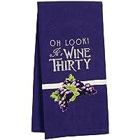 Wine Country - Wine Thirty Dish Towel (1)