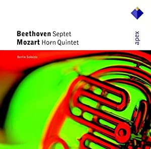 Beethoven Septet Mozart Horn Quintet - Apex from CLASSICAL