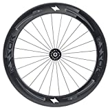 Essor USA Dash Carbon Clincher Track Wheel Set (Front and Rear), 66mm by Essor USA