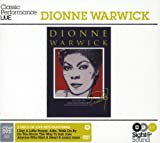 Live In Concert [CD + DVD] Dionne Warwick
