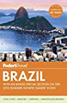 Fodor's Brazil: With an 8-page Specia...