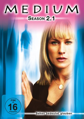 Medium - Season 2, Vol. 1 [3 DVDs]