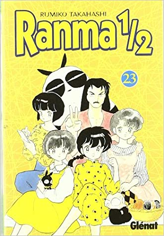 Ranma 1/2 23 (Spanish Edition)