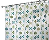 InterDesign Fishy Shwr Curtain