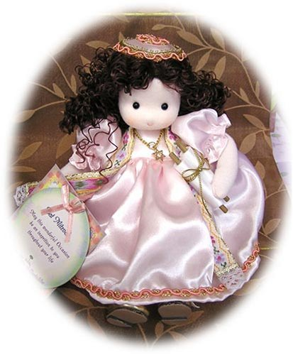 Bat Mitzvah Pink Collectible Musical Doll by Green Tree
