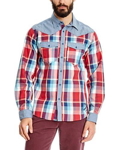 Desigual Camisa Hombre Ranacopy