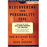 Discovering Your Personality Typeby Don Richard Riso
