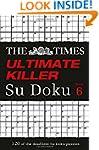 Times Ultimate Killer Su Doku Book 6