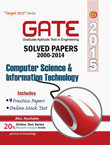 GATE Paper Computer Science & IT 2015 (Solved Papers 2000-2014)